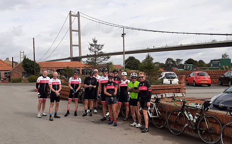 Humber Bridge 108 Mile Feature Ride