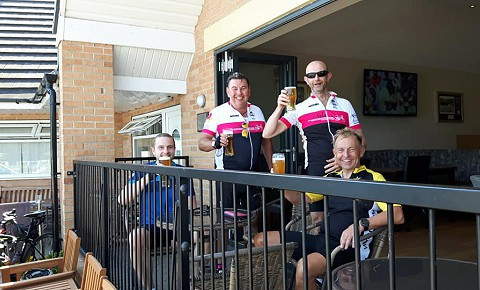 Tickhill Velo Cycling Club